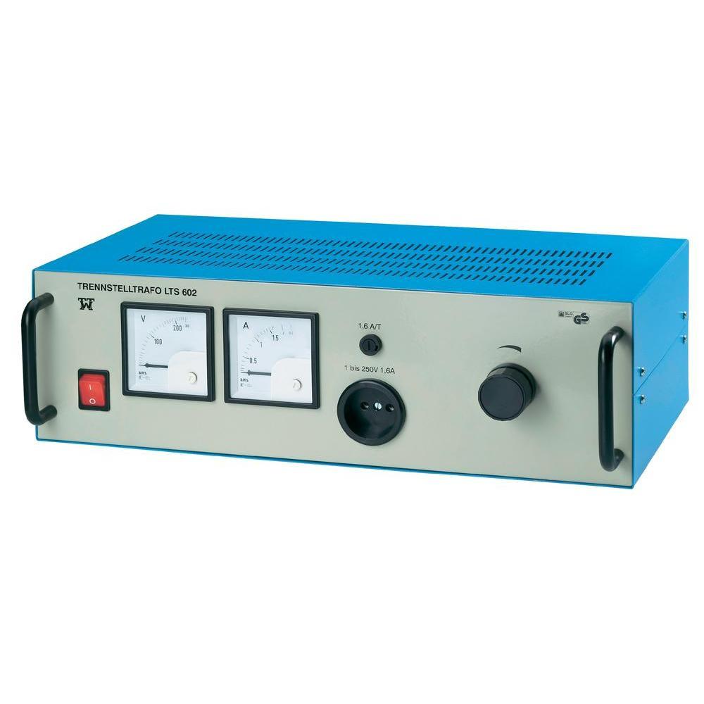 Laboratorní řiditelný a oddělovací transformátor lts