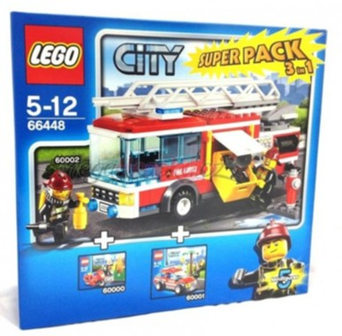 Lego City Value Pack