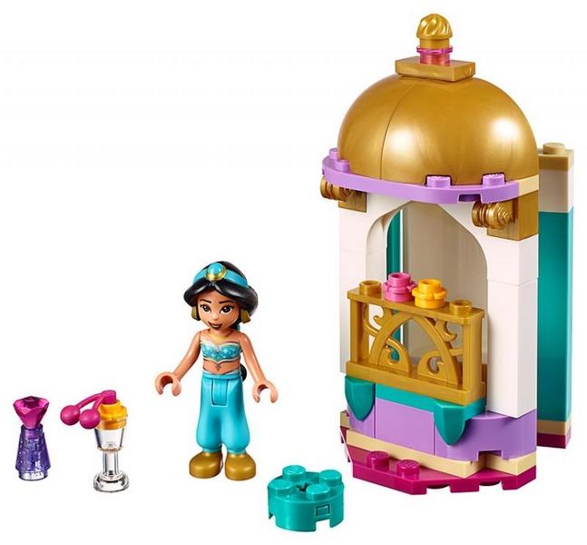 Lego disney 41158 jasmína a její věžička