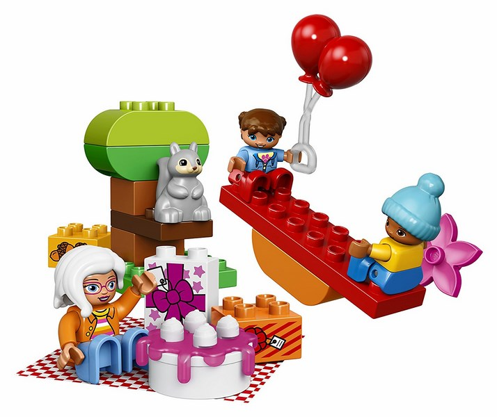 Lego duplo 10832 narozeninový piknik