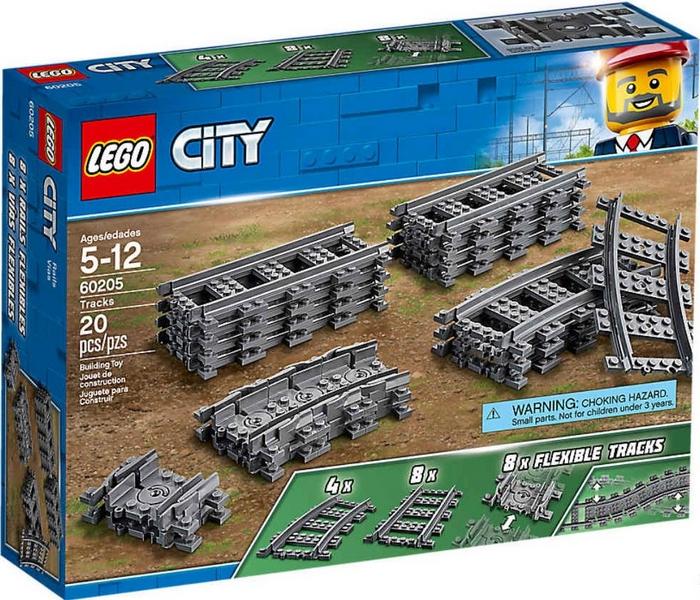 Lego koleje