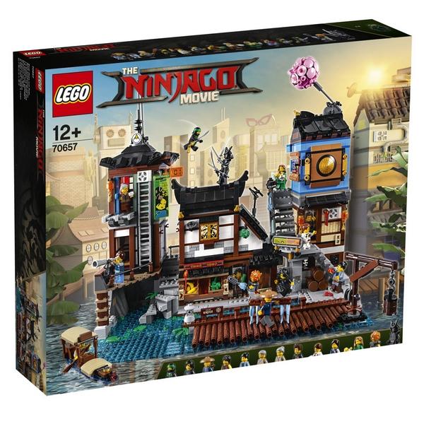 Lego ninjago 70657 přístaviště v ninjago® city