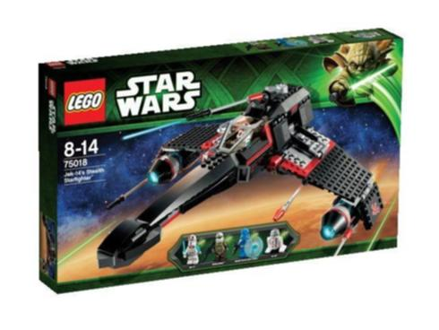 LEGO STAR WARS 75018 Stealth Starfighter