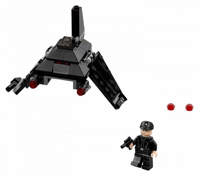 Lego star wars 75163 mikrostíhačka krennicova kosmická loď impéria
