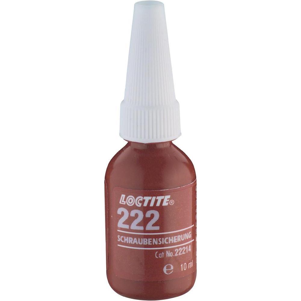 Lepidlo na zajištění šroubů lo ctite 222, 50 ml