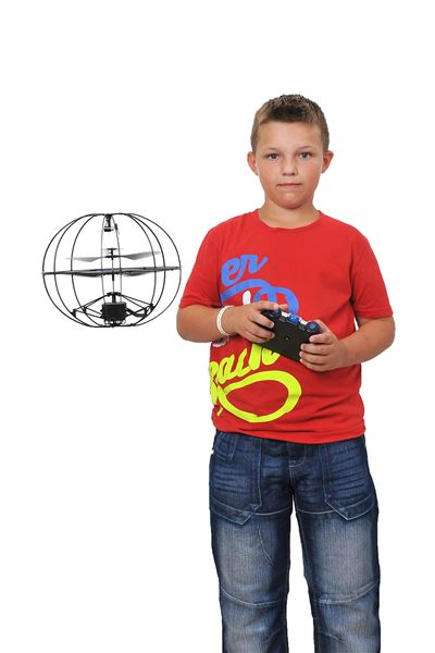 Létající ufo 3,5 kanál