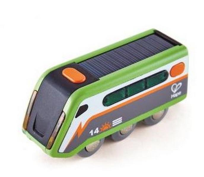 Mašinka na solární pohon
