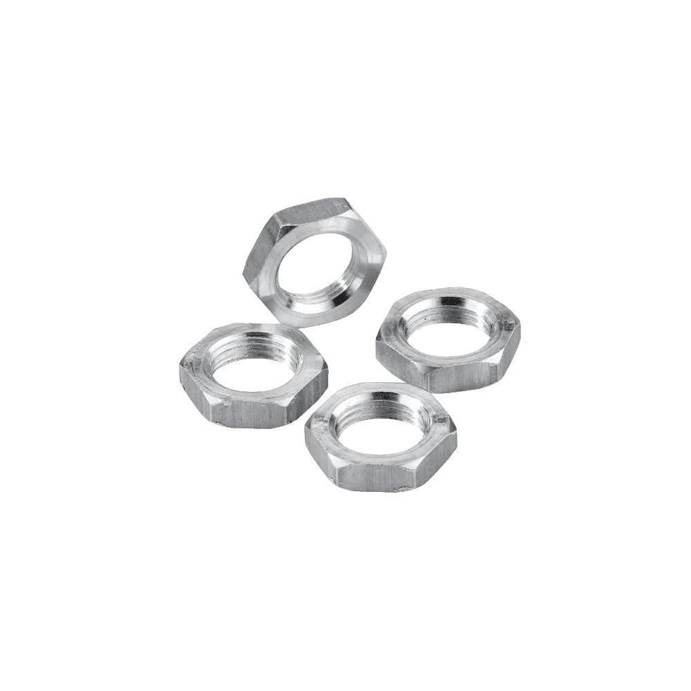 Matice kola reely mv106, 1:8, 17 mm, hliník, 4 ks