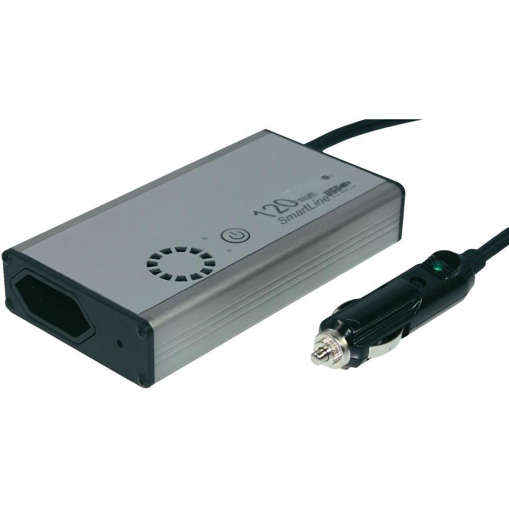 Měnič 12v dc/230 v ac smart power sl 120 w