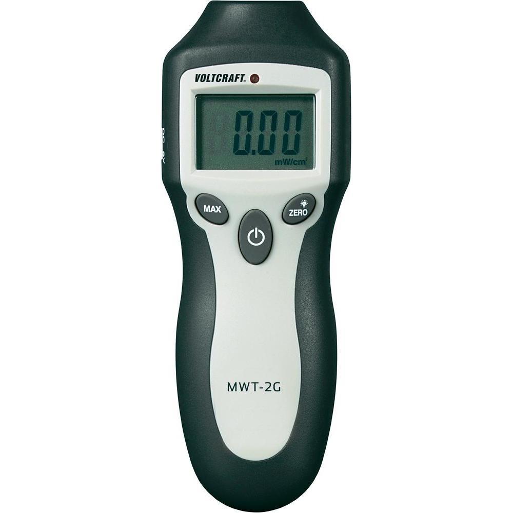 Měřič mikrovlnného záření voltcraft mwt-2g