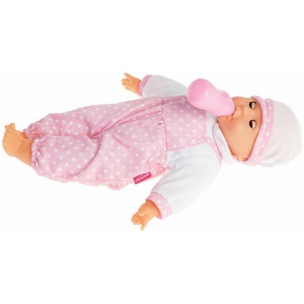 Miminko bambolina 36 cm se zvuky a doplňky