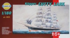 Model Cutty Sark 1:180
