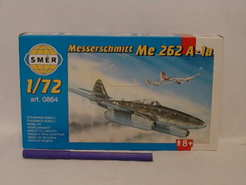 Model Messerschmitt Me 262 A  1:72