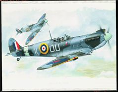 Model Supermarine Spitfire MK.VB
