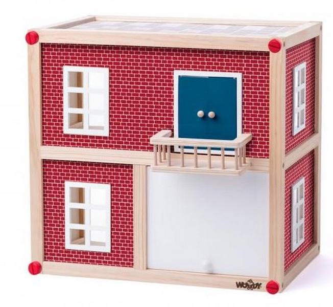 Moderní vila - kostka