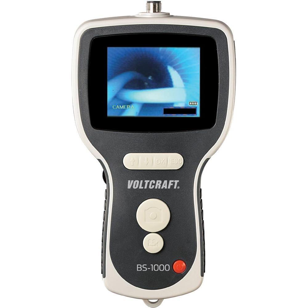Monitor pro endoskopické kamery voltcraft bs-1000t