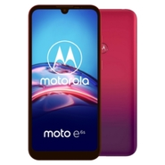 Motorola Moto E6s Plus 64+4GB DS Sunrise Red