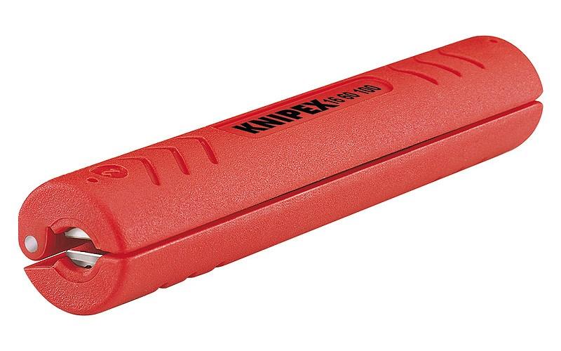 Odizolovač knipex 16 60 100, koaxiální kabel o 4,8 - 7,5 mm