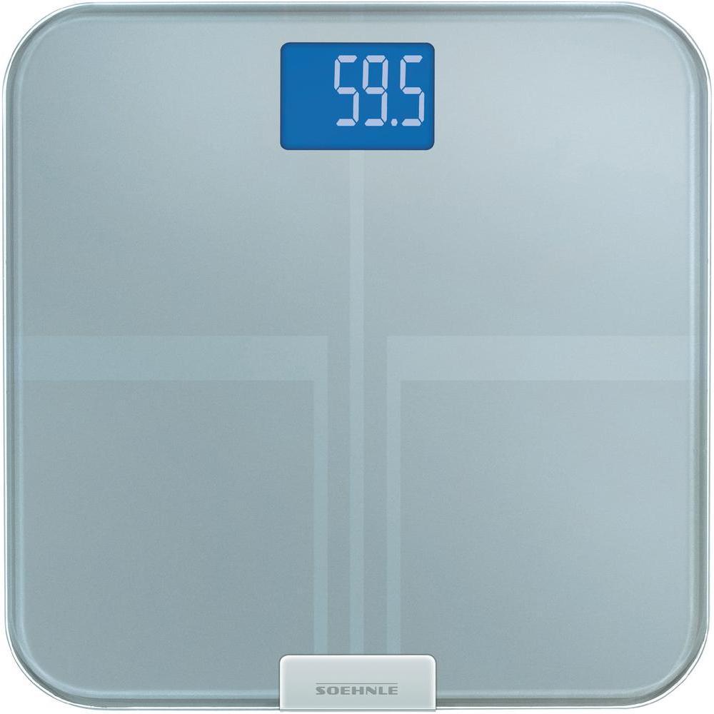 Osobní váha s analýsou a wifi připojením soehnle 63340