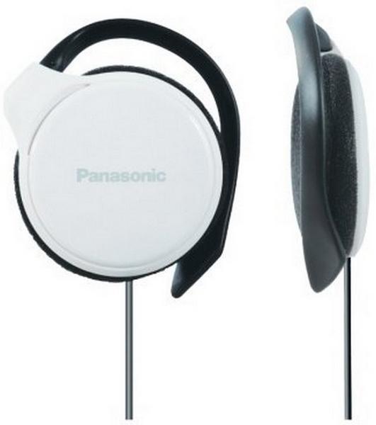 Panasonic hs46e-w bílé clip sluchátka sportovní