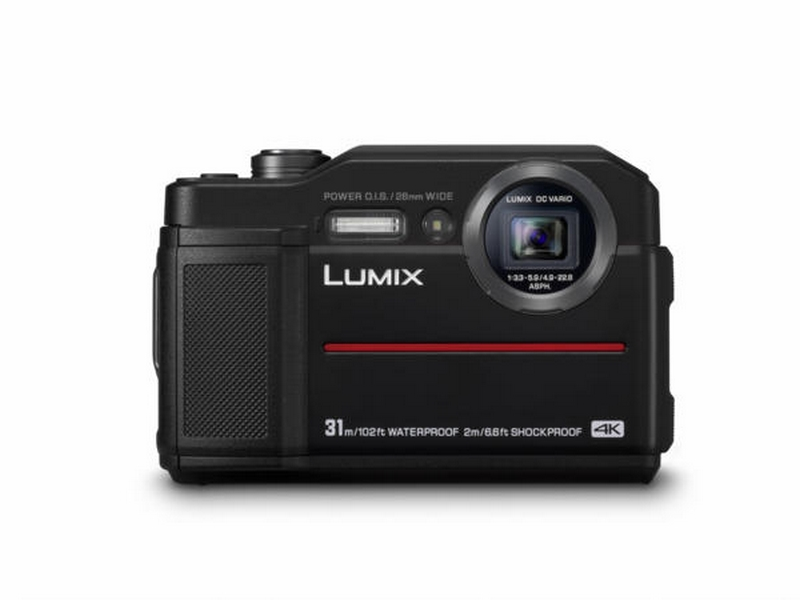 Panasonic lumix dmc-ft7 black