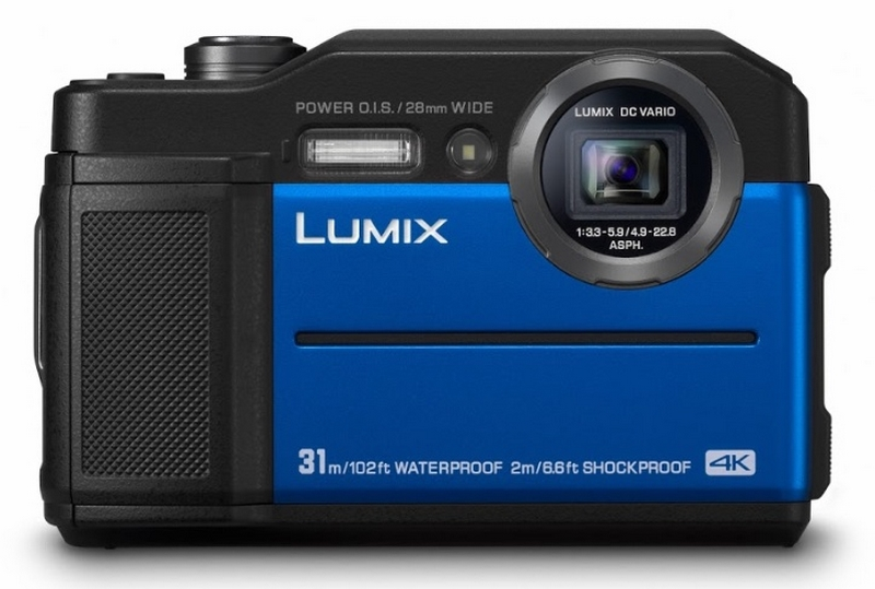 Panasonic lumix dmc-ft7 blue