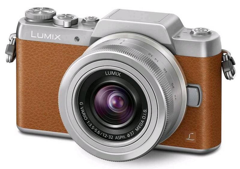Panasonic lumix dmc-gx80 brown body