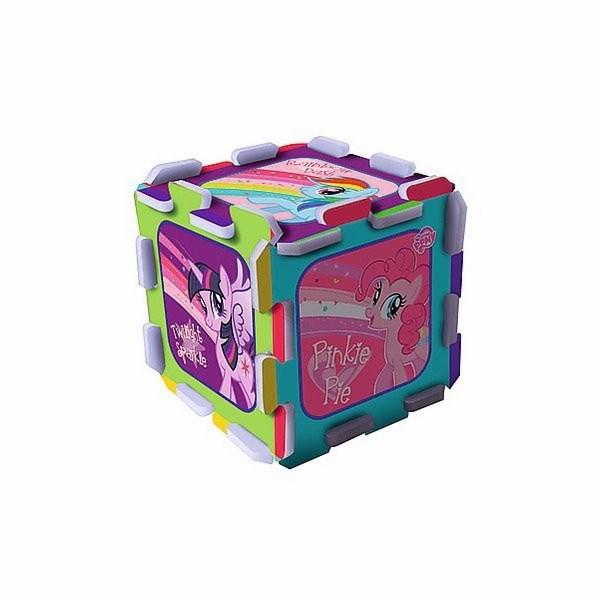 Pěnové puzzle my little pony