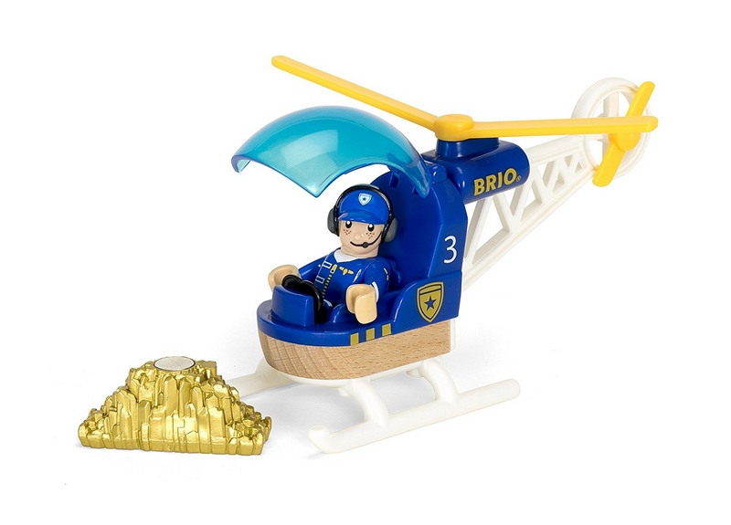 Policejní vrtulník