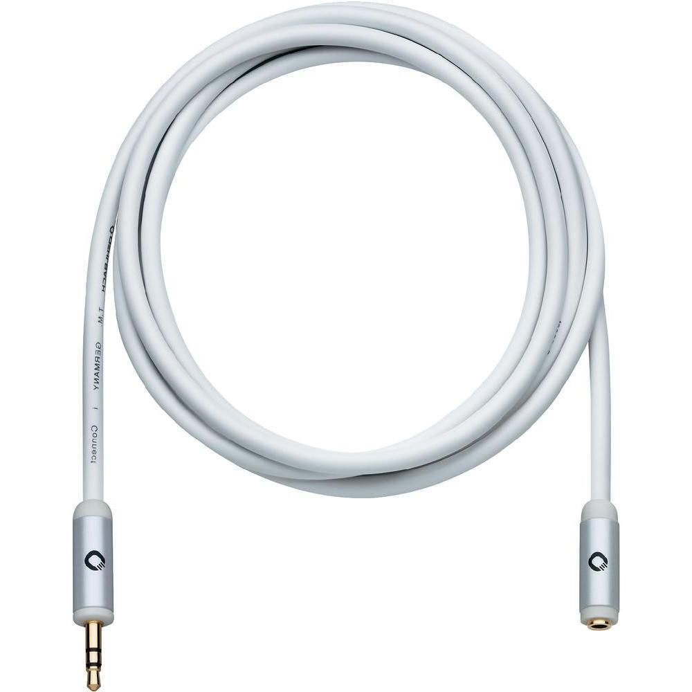 Prodlužovací kabel oehlbach, jack zástr. 3.5 mm/jack zásuvka 3.5…
