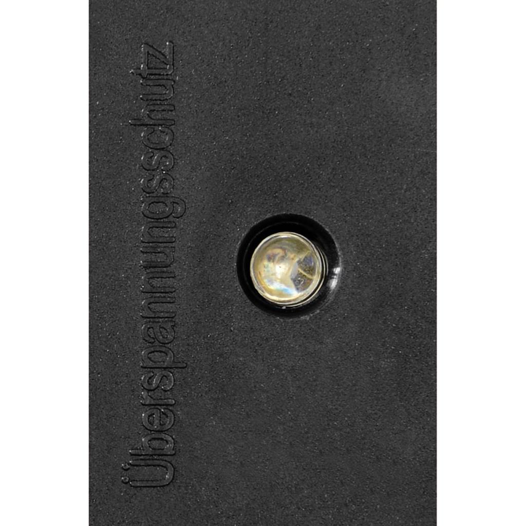 Prodlužovací přívod s přepěťovou ochranou, 6 zásuvek schuko, 6+1…