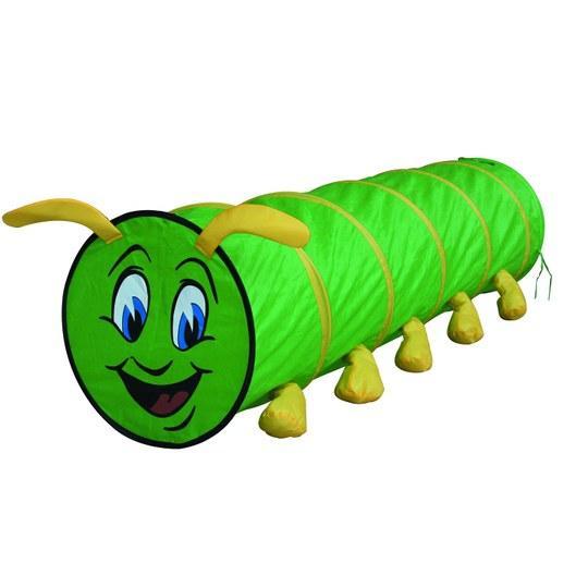 Prolézačka housenka zelená