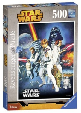 Puzzle Star Wars 500d Episodel - VI