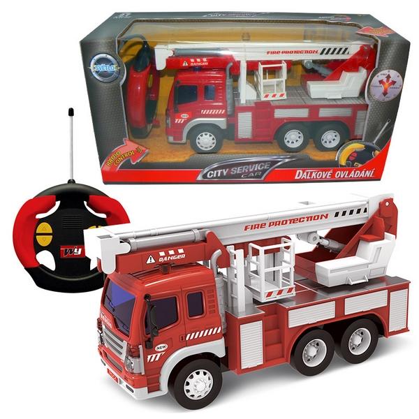 Rc 4ch hasičské auto 1:16