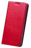 RedPoint Book Slim pouzdro Nokia 3, Red