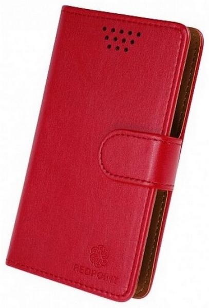 Redpoint book univerzální pouzdro 4xl, red