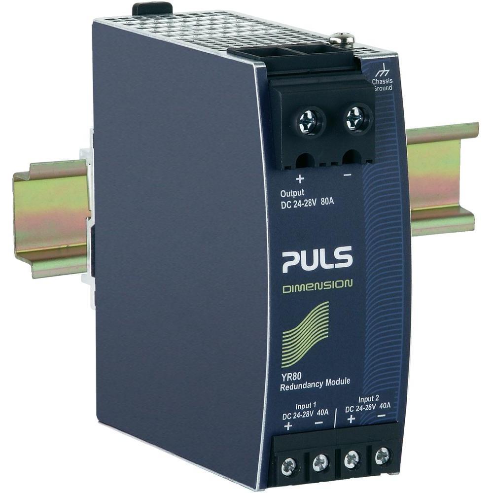 Redundantní modul puls dimension yr80.241 na din lištu, 24v, 80a