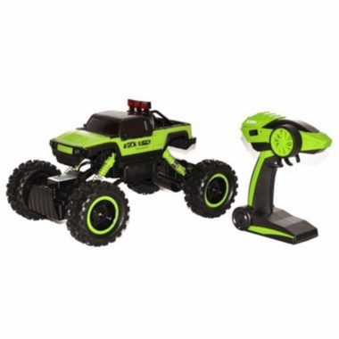 Rock Buggy - green monster, auto velké RC