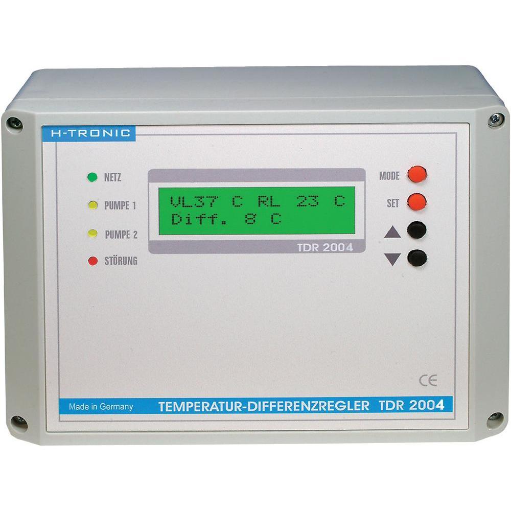 Rozdílový regulátor teploty - s čítačem
