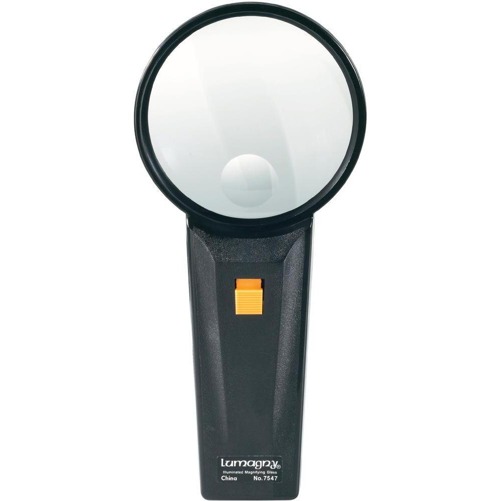 Ruční lupa s osvětlením toolcraft