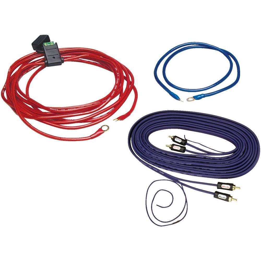 Sada kabelů sinus live ks 6 mm2