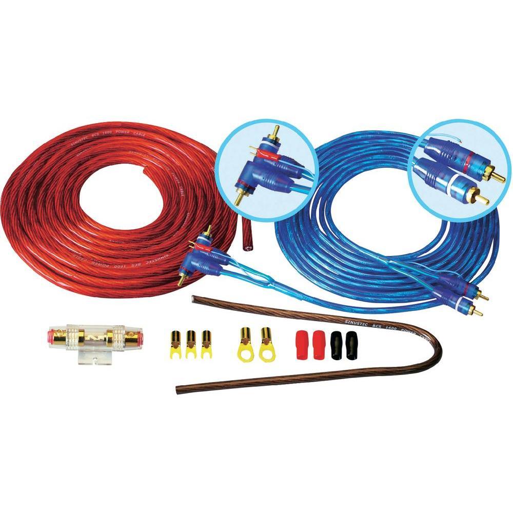 Sada kabelů sinustec bcs-1600, 16 mm2