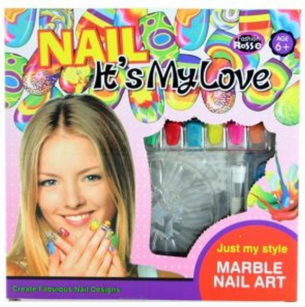 Sada malování na nehty