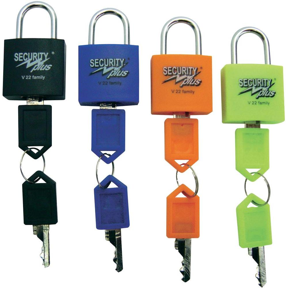 Sada zámků na jízdní kolo security plus Security Plus