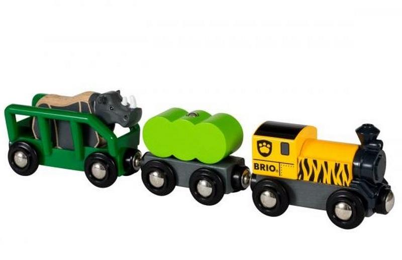 Safari vlak