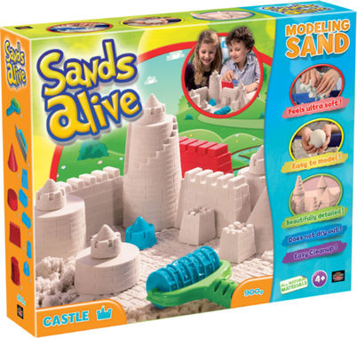 Sands Alive! - set Hrad