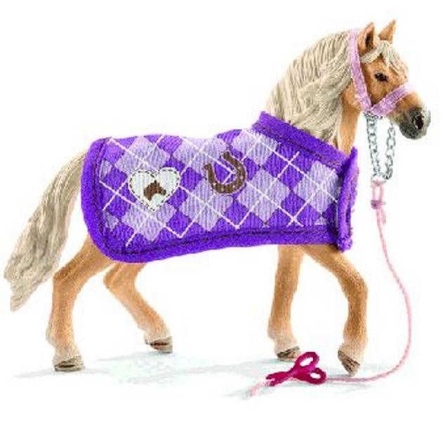 Schleich set andaluský kůň a módní doplňky