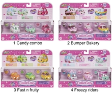 Shopkins Cutie Cars S1 - 3 pack