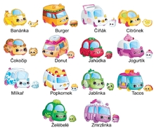 Shopkins Cutie Cars S1 W2- single pack