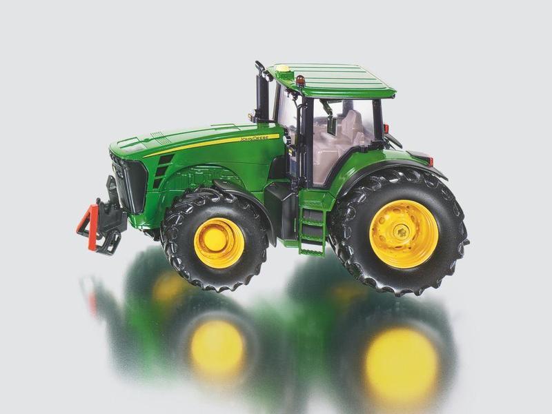 Siku control - rc traktor john deere 8345r s dálkovým ovládáním 1…